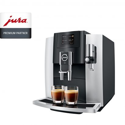 ekspres do kawy jura e8 touch platinum